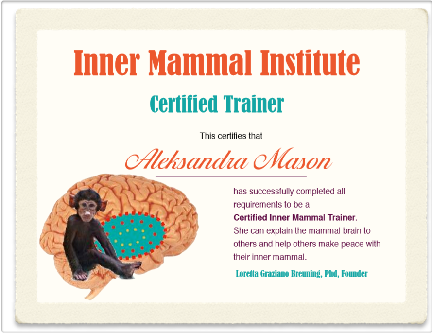 Neuroplasticity Certificate