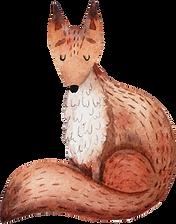 Drawing of Fox