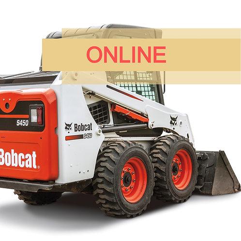 Adiestramiento ONLINE de Regulaciones OSHA para el manejo de BOBCAT