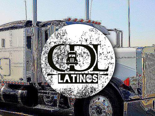 Depósito Curso para Licencia de Camioneros en USA (CDL) Clase A (Remolques)