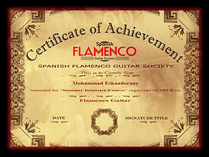 flamenco guitar lessons online