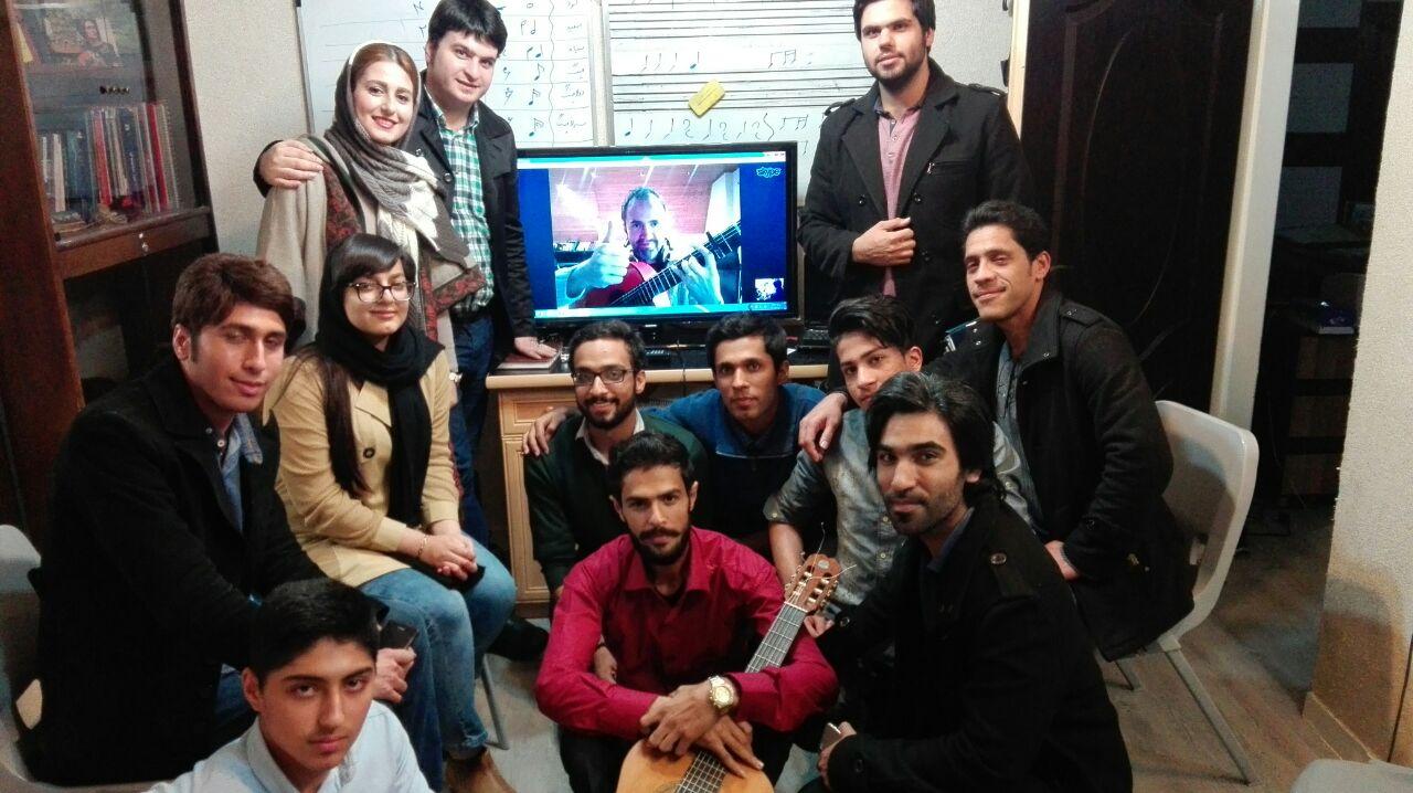 Irán Workshop