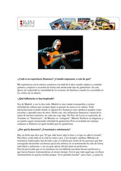 Acordes de Flamenco