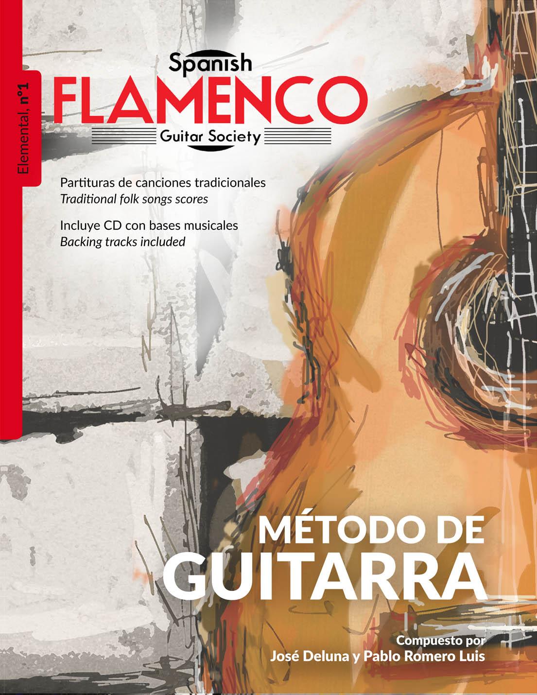 Flamenco Method Vol.I