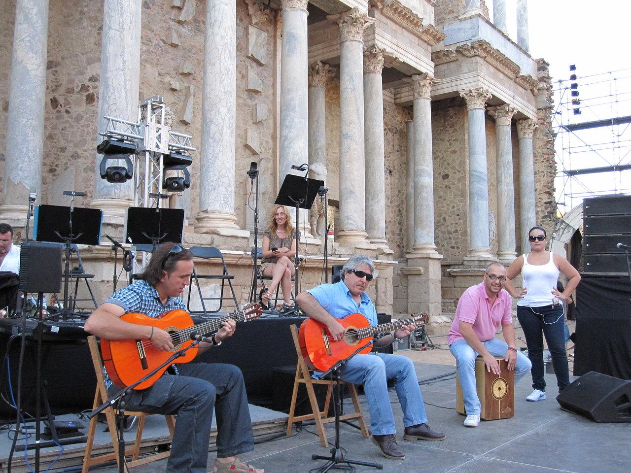 Teatro Romano (Mérida)
