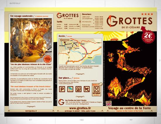 Grottes St Cézaire