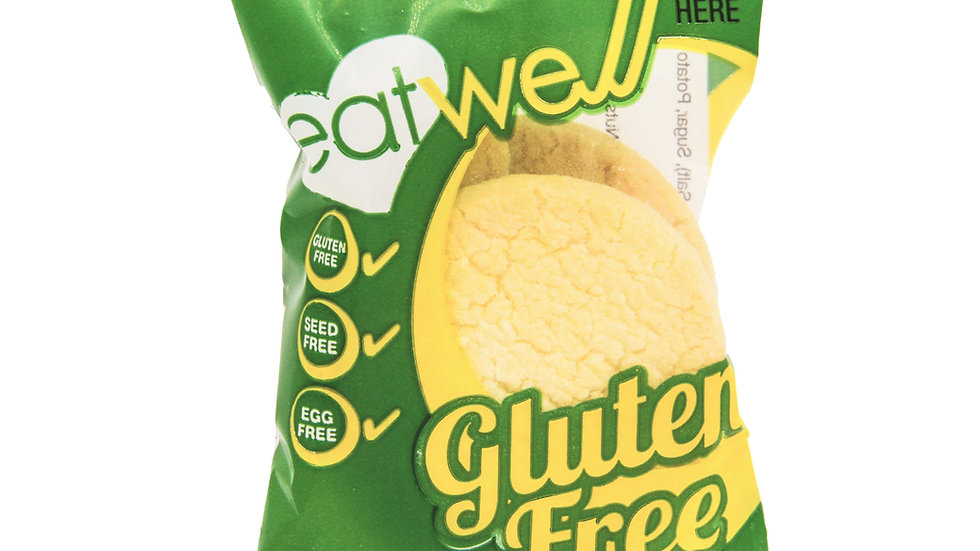 Gluten Free Butter Shortbread PC