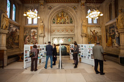Westminster palace exibition