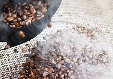 Roasting Coffee Noosa