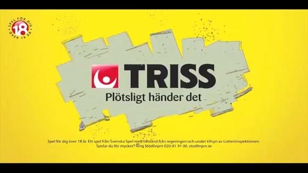 TRISS - SVENSK ROCK