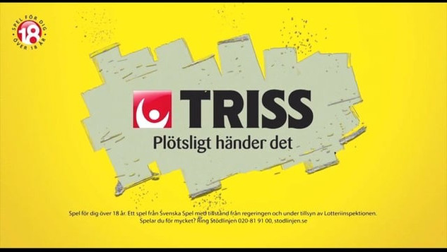 TRISS - HEMMAFESTLIGHETER