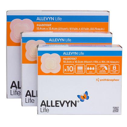 Allevyn Life Large 15.4cm x 15.4cm Box of 10