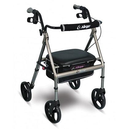 Titanium Airgo® Adventure-Eight Rollator SWL 136kg
