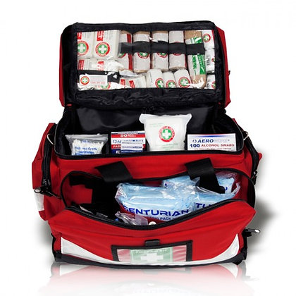 High Risk Remote Area Soft Pack First Aid Kit- Top of the Range