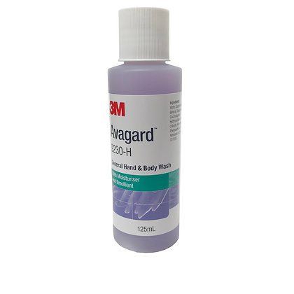 Avagard General Hand & Body Wash 125ml