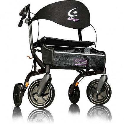 Airgo® eXcursion Rollator X20 SWL 136kg