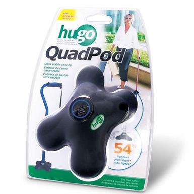 Hugo® QuadPod Ultra-Stable Cane Tip