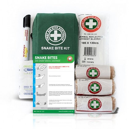 Snake Bite First Aid Kit