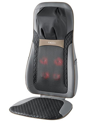 Shiatsu Elite II Massage Cushion with Soothing Heat