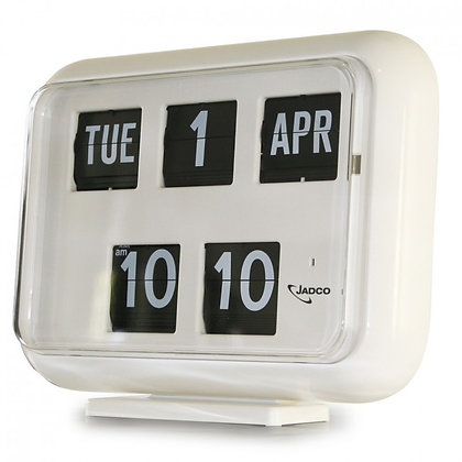 Small Digital Calendar Clock