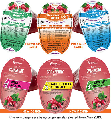 Flavour Creations Functional Juices Cranberry