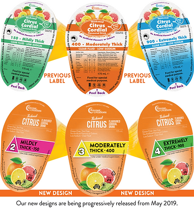 Flavour Creations Cordials Citrus