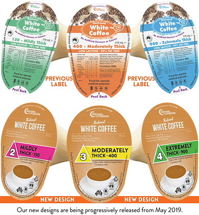 Flavour Creations Ready-to-Drink White Coffee