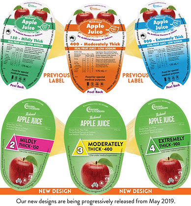 Flavour Creations Real Fruit Juices Apple