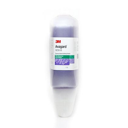 Avagard General Hand & Body Wash 1.5ltr Cassette