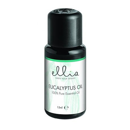 Ellia Eucalyptus Oil Pure Essential Oil 15ml