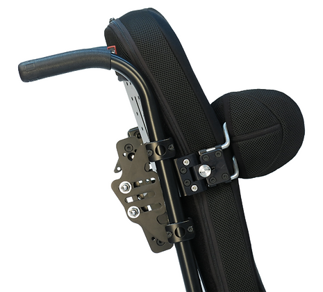 Spex Lateral Trunk Supports: Swing-Away Axial