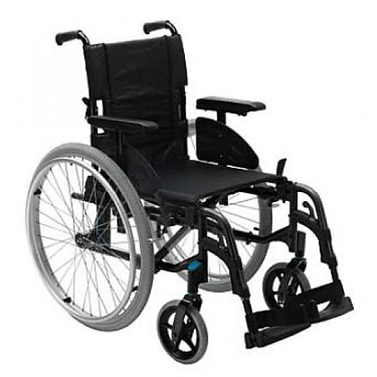 Invacare Action 2 NG Self Propel Wheelchair SWL 125kg