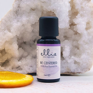 Homedics Be Centered Essential Oil Blend - 15ml Bottle