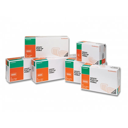 Opsite Post-Op Non-Adherent Dressings 6.5 x 5cm Box of 100
