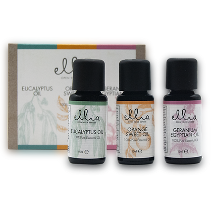 Ellia Triple Pack Pure Essential Pack