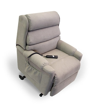 Topform Ashley Electric Recliner Dual Motor Lift & Recline Chair Petite