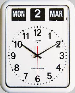 Wall Clock with Calendar
