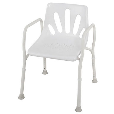 Aluminium Shower Chair SWL 160kg