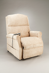 Single Motor Monarch Lift Recliner Chair SWL 130kg