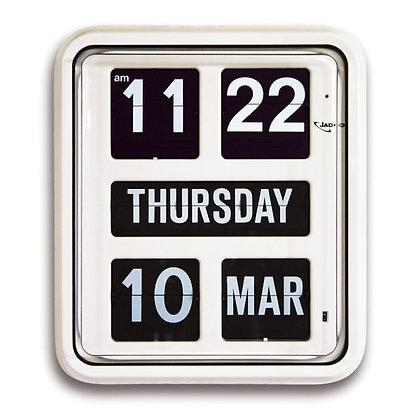 Large Digital Calendar Clock