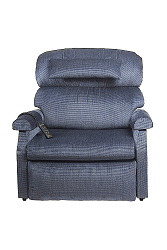 Raz Comforter Chair _ Extra Wide Triple Motor SWL 315kg