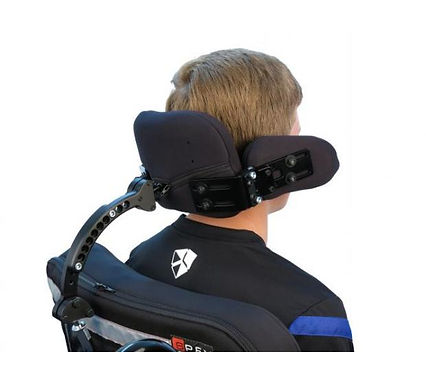 Adjustable Lateral Head Support