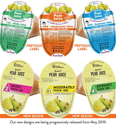Flavour Creations Functional Juices Pear