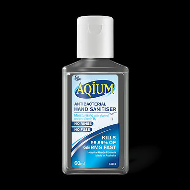Aqium Hand Sanitiser 60ml