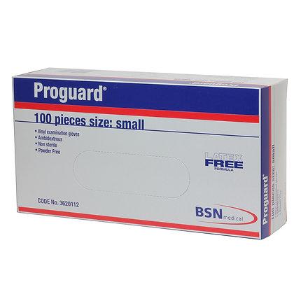 Proguard Vinyl Gloves Powder Free Small