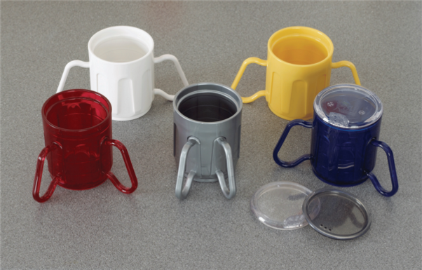 Anti-Spill Top & Medeci System Cup