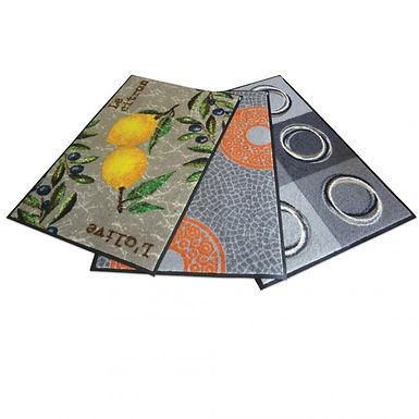 Non-Slip Indoor Mats 450x700mm, Decorative