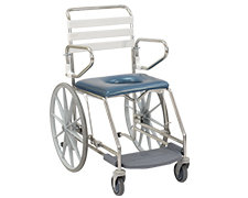 Self Propelled with Weight Bearing Footrest Foot Plate SWL 160kg