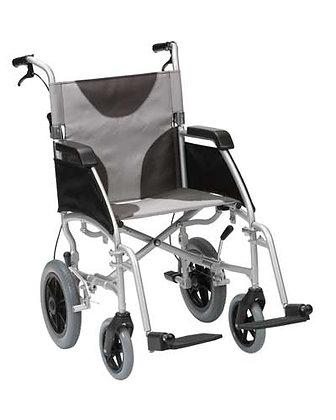 Ultra Lightweight  Aluminium Wheelchair Transit SWL 125kg