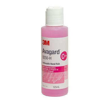 Avagard Handrub With Chlorhexidine 0.5% 125ml